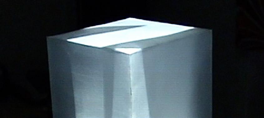 Raumstaben-Block
