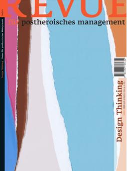 Revue Cover Heft 8 Design Thinking
